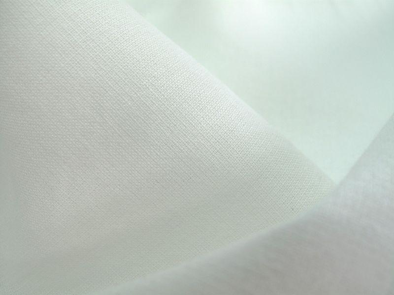 画像1: 播州織 和紙混 ドビー