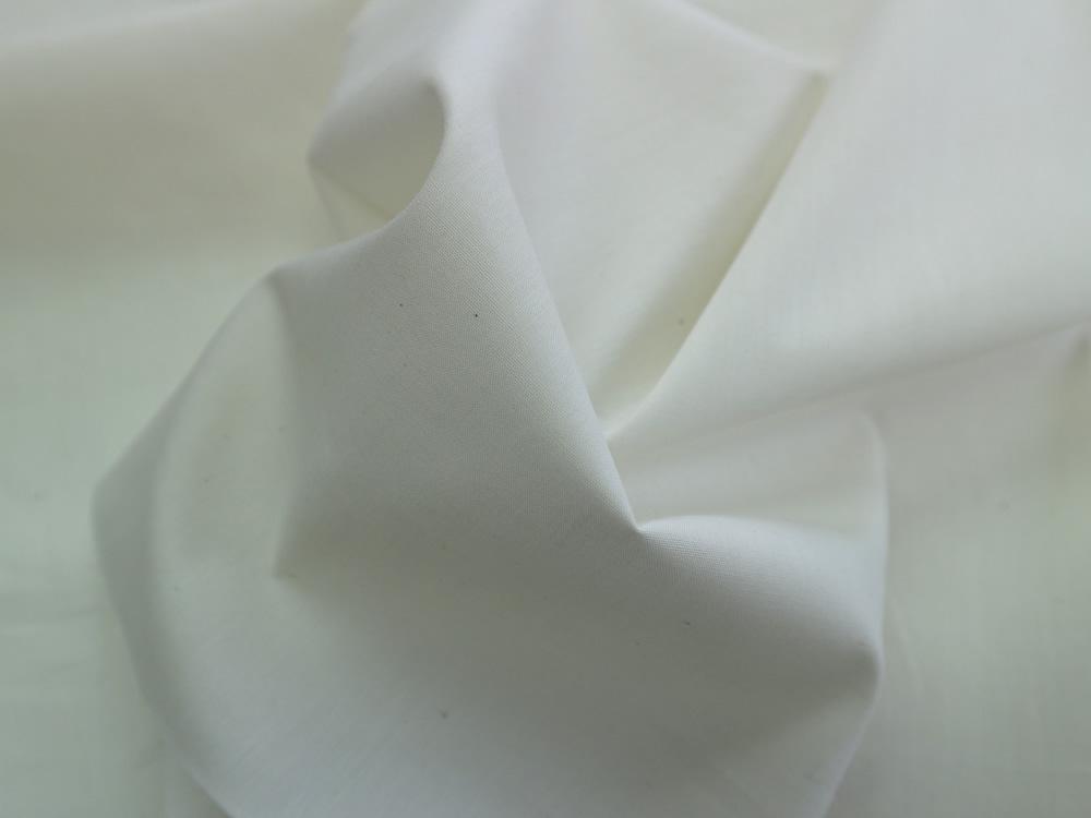 画像1: 播州織 シャンブレー オーガニック 生成