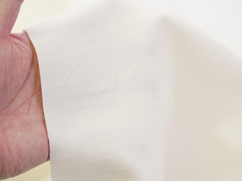 画像2: 0.5mカット済み 播州織 オックスフォードオーガニック キナリ